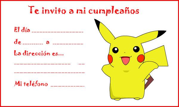 2eb2b6514e080 Invitaciones de cumpleaños para niños. Tarjetas de invitaciones de ...