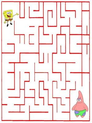 Juegos Para Ninos Laberintos