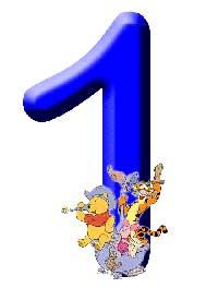 Números de Winnie. Número 1