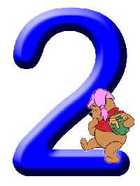 Números de Winnie. Número 2