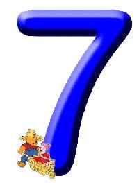 Números de Winnie. Número 7